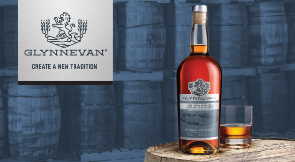 Creating New Traditions With GLYNNEVAN® Cabot Triple Barrelled Whisky