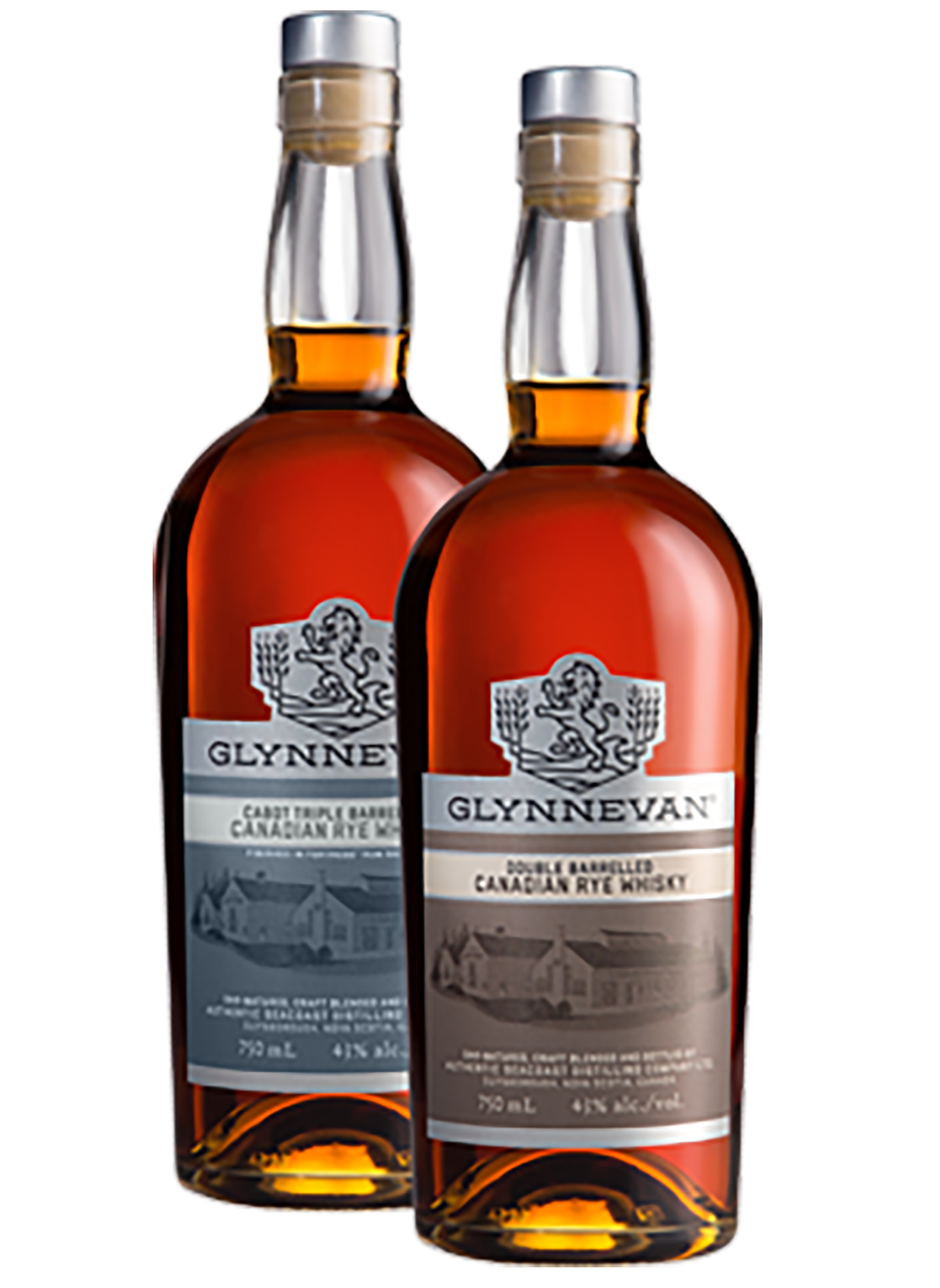 Glynnevan Whiskey Bottle