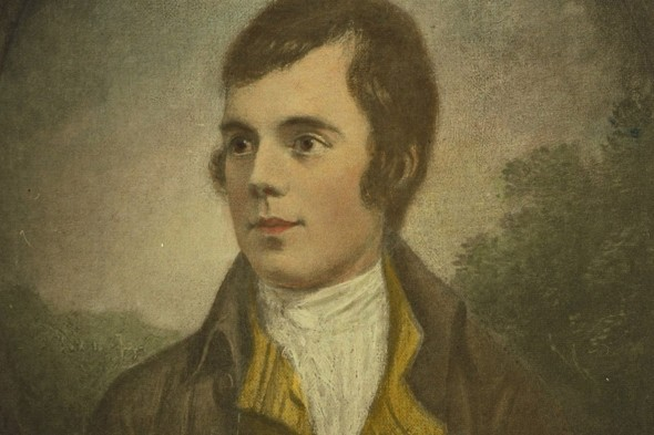 A Song on Robbie Burns Day