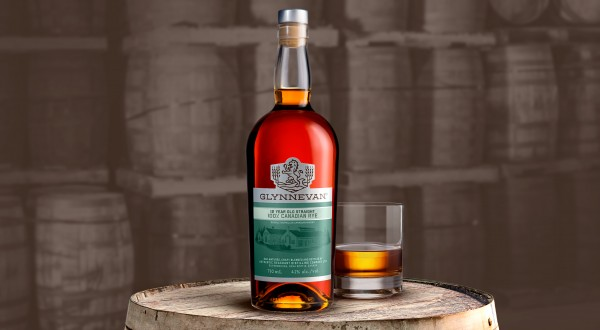 GLYNNEVAN  Introduces 12 Year Old Canadian Rye Whisky