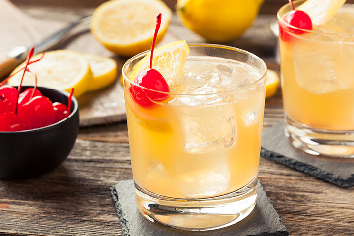 National Whisky Sour Day